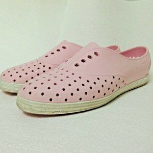Native Shoes Jericho Size 6 slip on pink